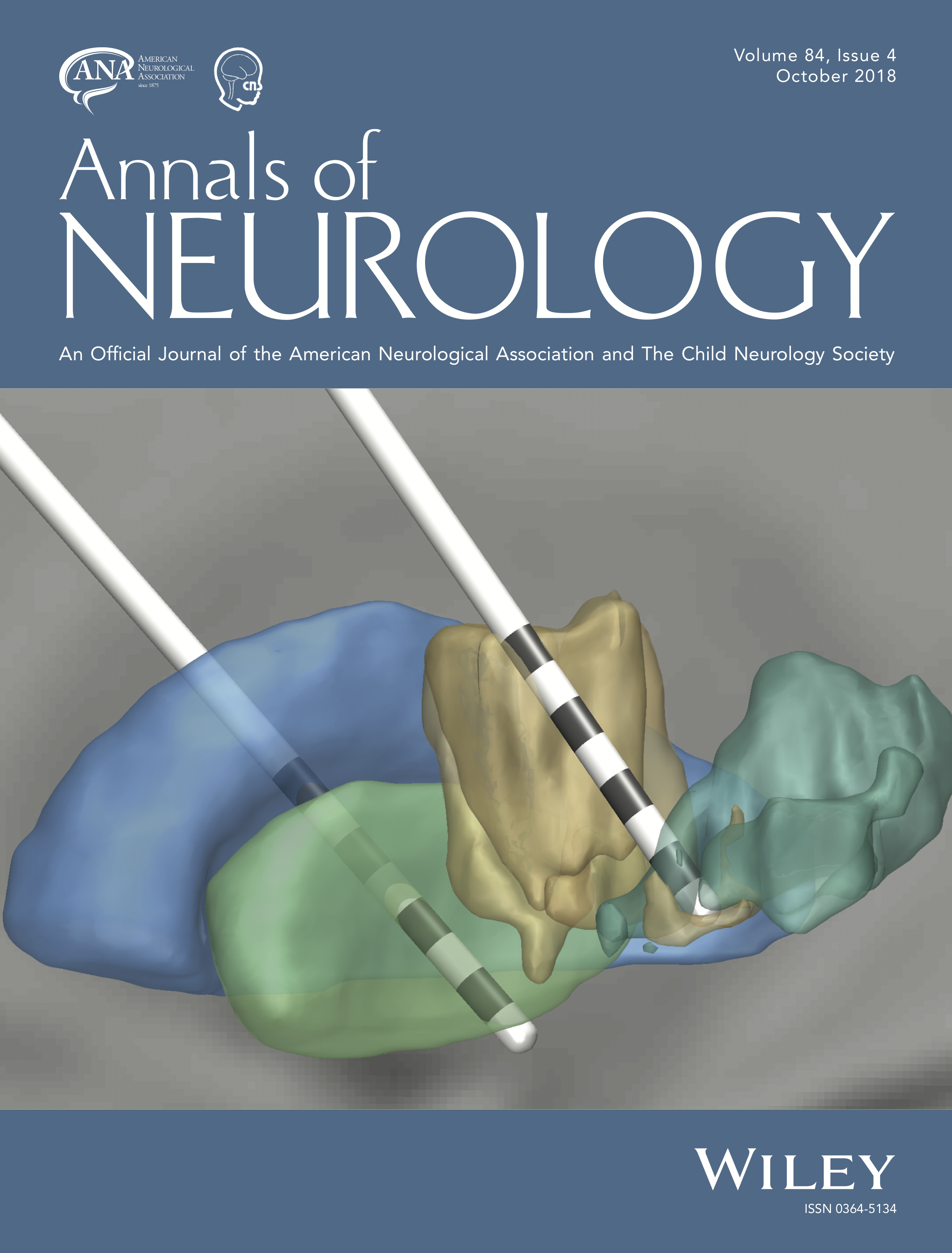 Lead-DBS on the cover of Annals of Neurology – Network